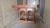 Table Antique en Bois - Image 1