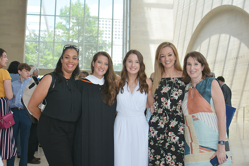 Sincovec-Gilman family campaign gift continues multi-generational legacy at Parish