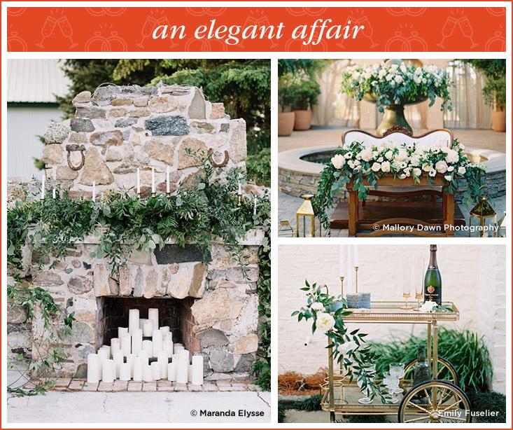 Engagement Party Decoration Ideas For Any Theme Florida Bride Magazine