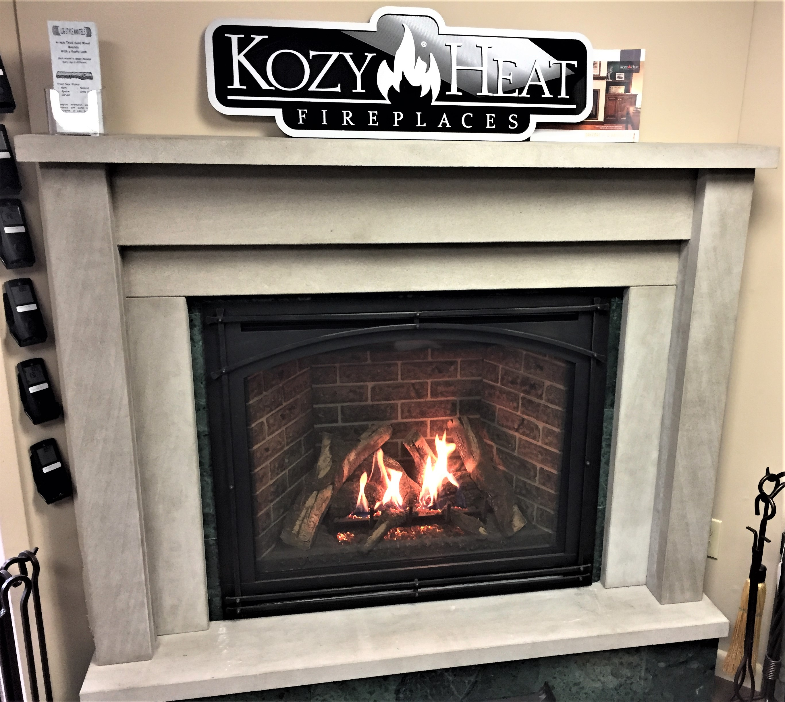 KOZY HEAT-Bayport 41 Log