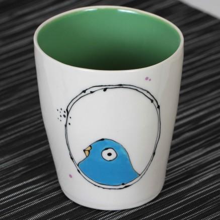 Chickadee Large Cup