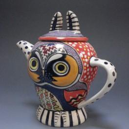 Owl Teapot