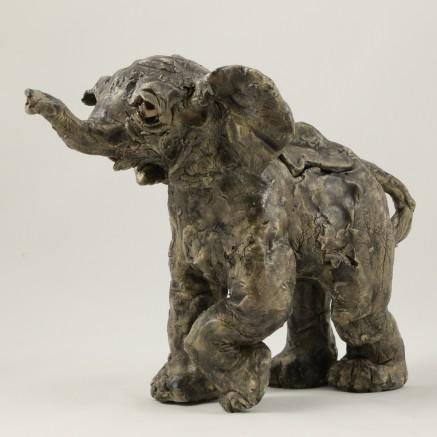 Standing Elephant Teapot