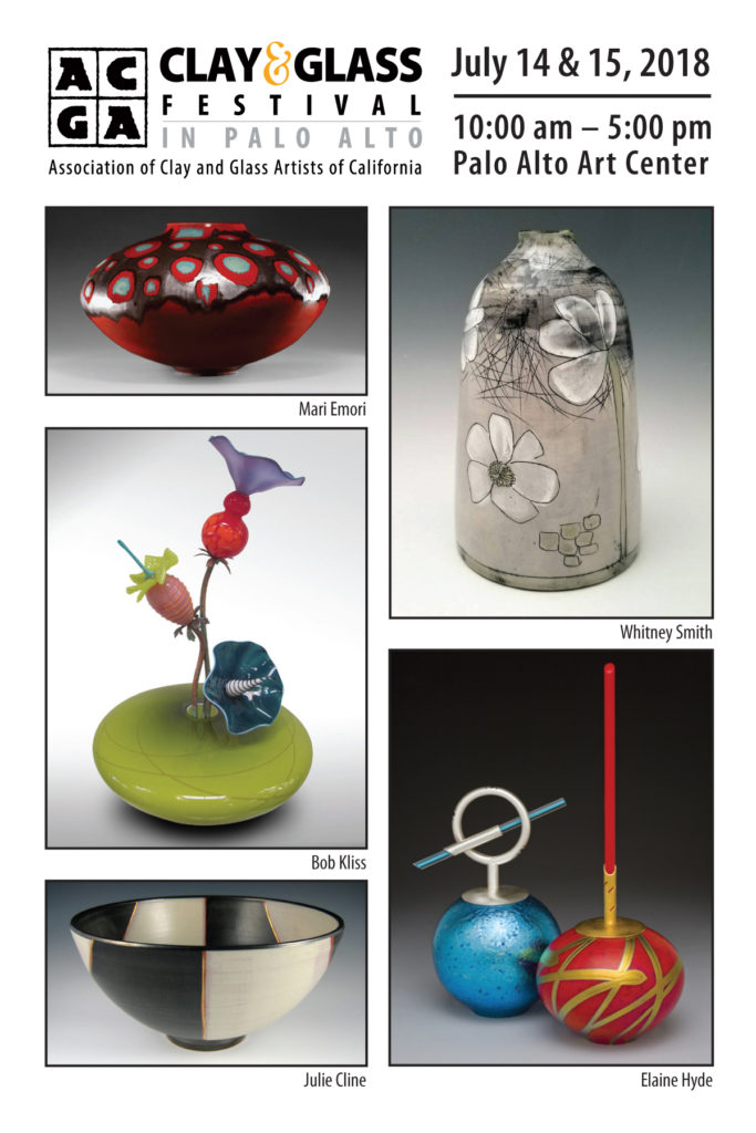 ACGA Clay & Glass Festival 2018