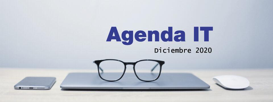 Agenda IT: Eventos de tecnología en diciembre 2020