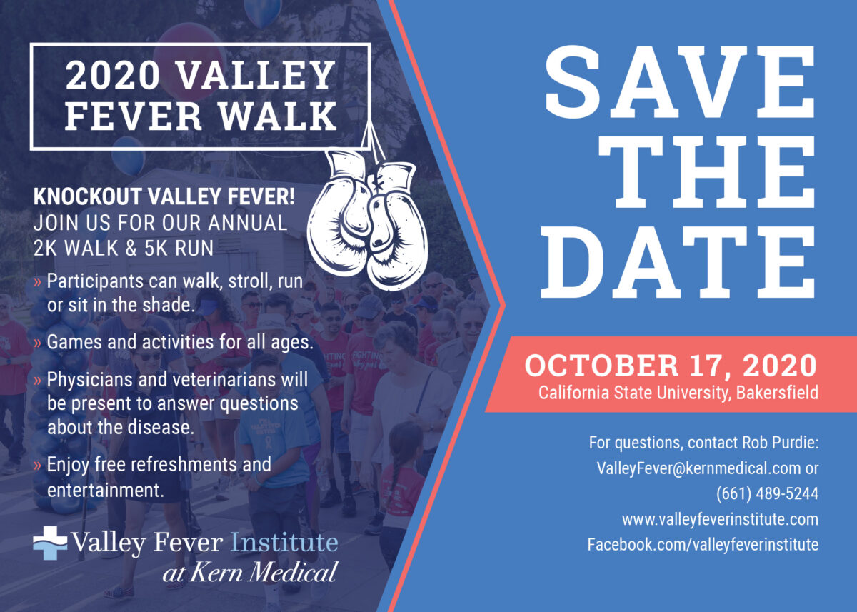 2020 Valley Fever Walk