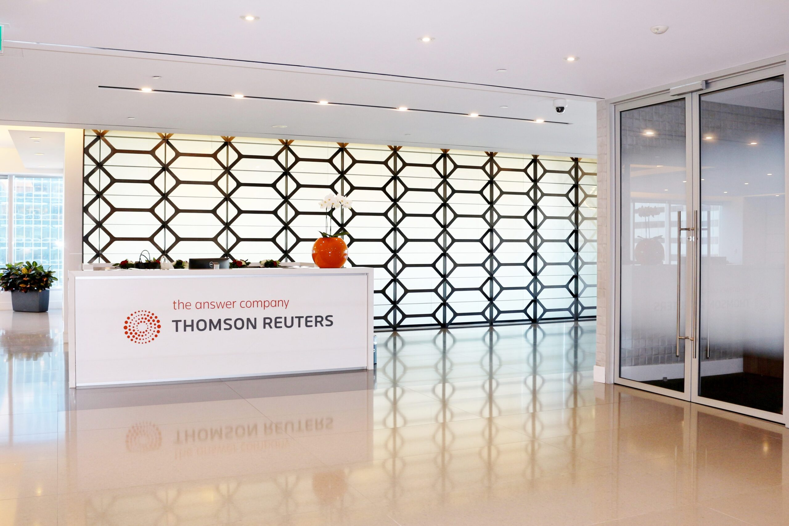 Thomson Reuters – Customer Care Centre