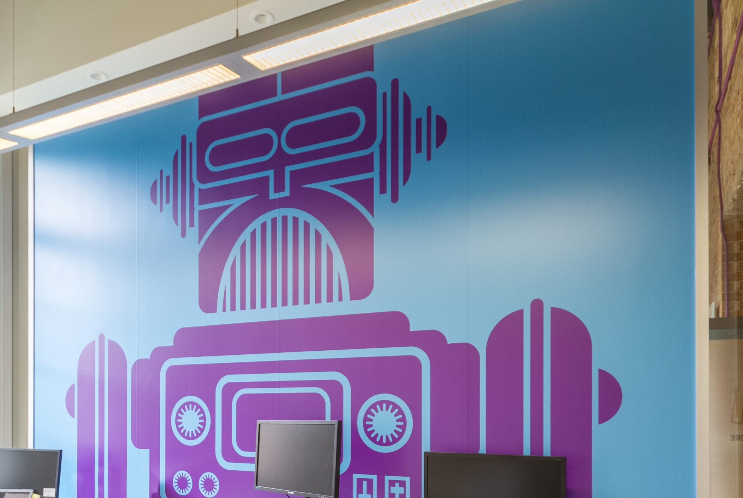 Graphic Wall Murals