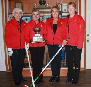 Armstrong Women's Curling League @ Armstrong Curling Club | Armstrong | British Columbia | Canada