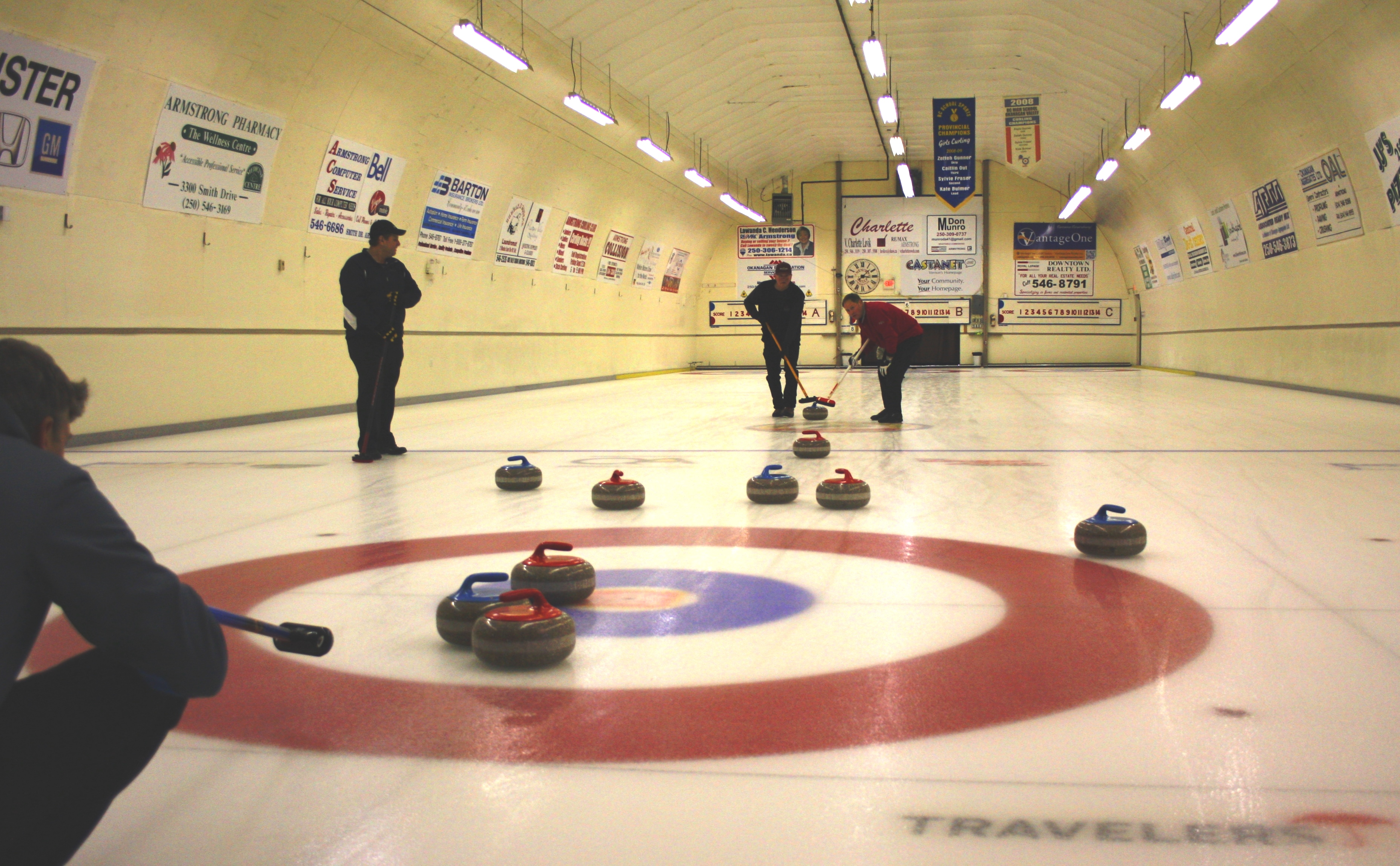 Curling Cheat Sheet