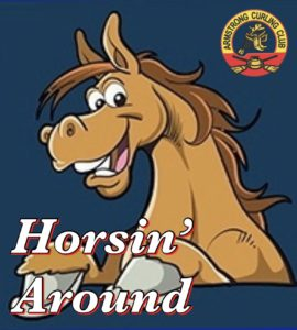 Horsin' Around during the IPE - Curling Club Lounge Open