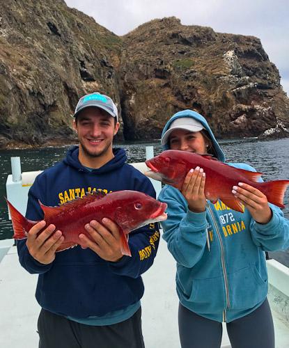 best fishing charters santa barbara ca