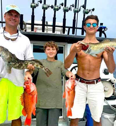fishing report santa barbara