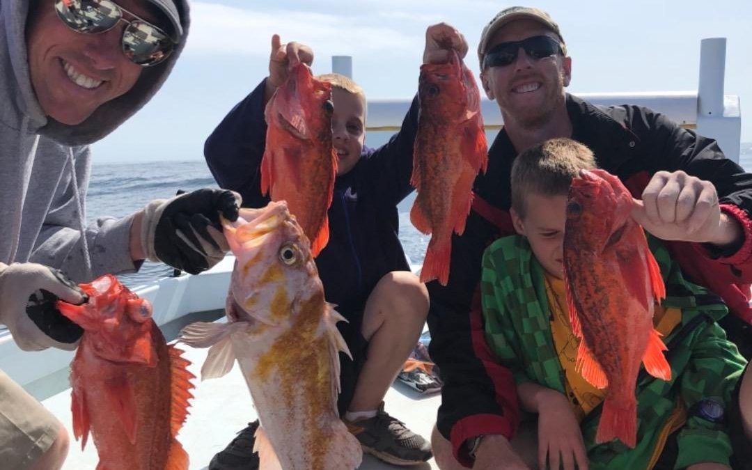 Afternoon 1/2 Day Charter