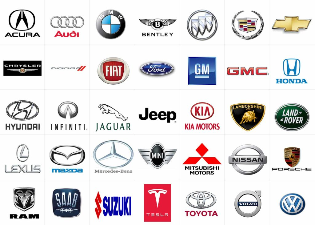 Vehicle Logos