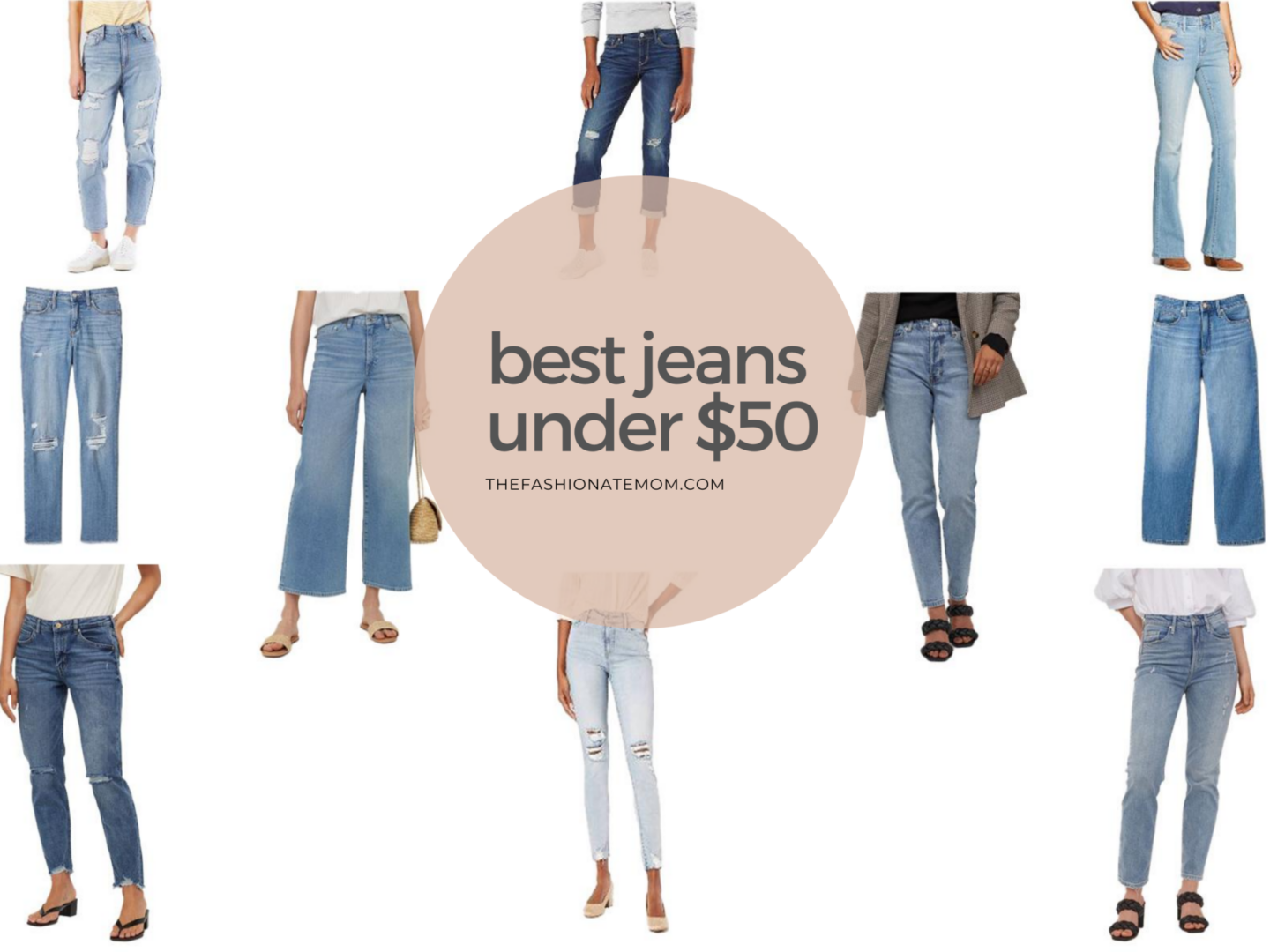 best jeans collage