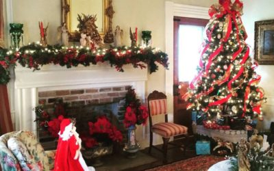 Antebellum Christmas in Giles County