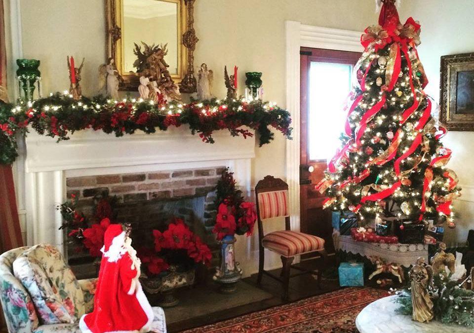 Antebellum Christmas in Giles County
