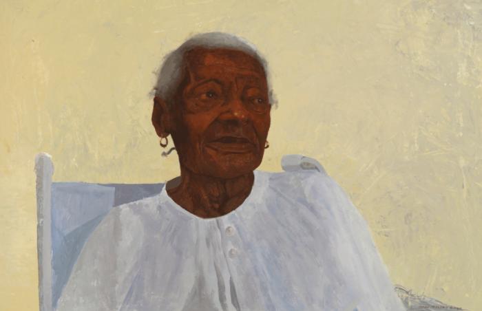 Dean Mitchell's Grandmother Marie Brooks