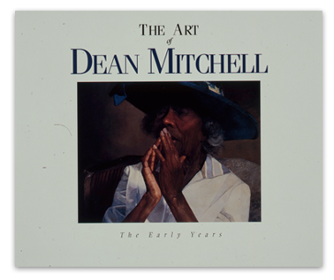 The Art of Dean Mitchell Book