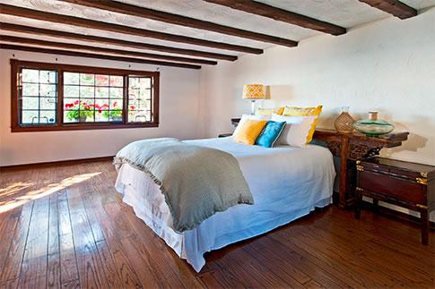 malibu treatment facility bedroom