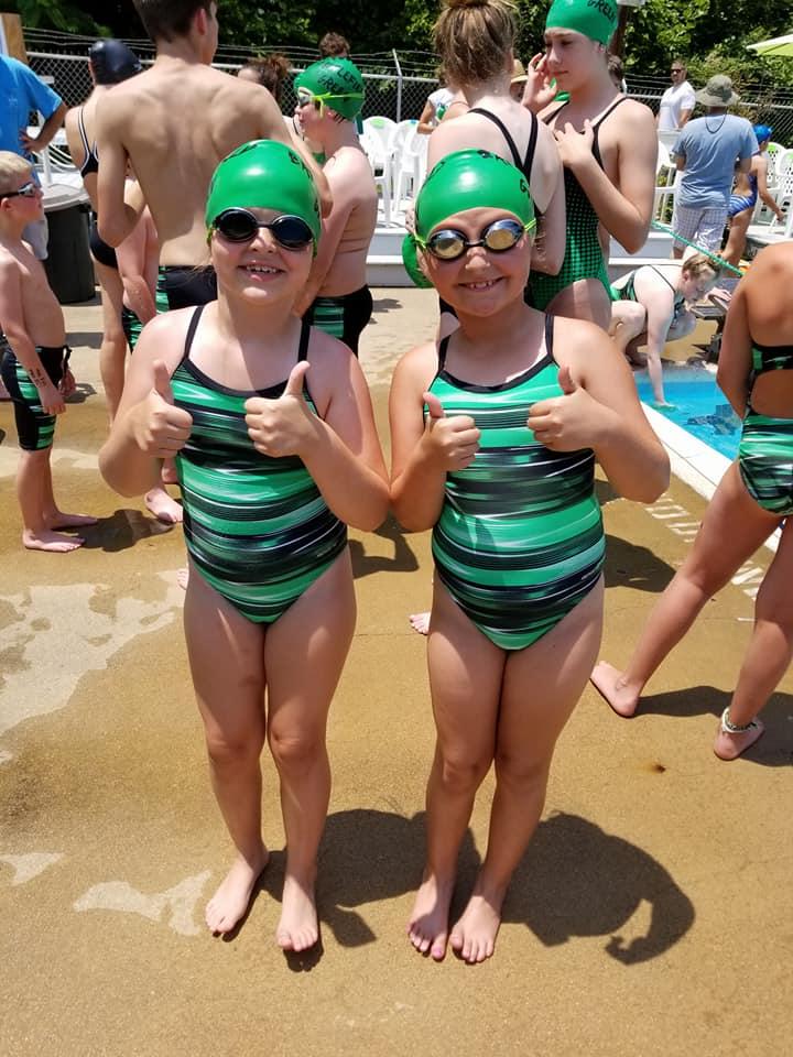 BFG Swim Team 2018 Image1