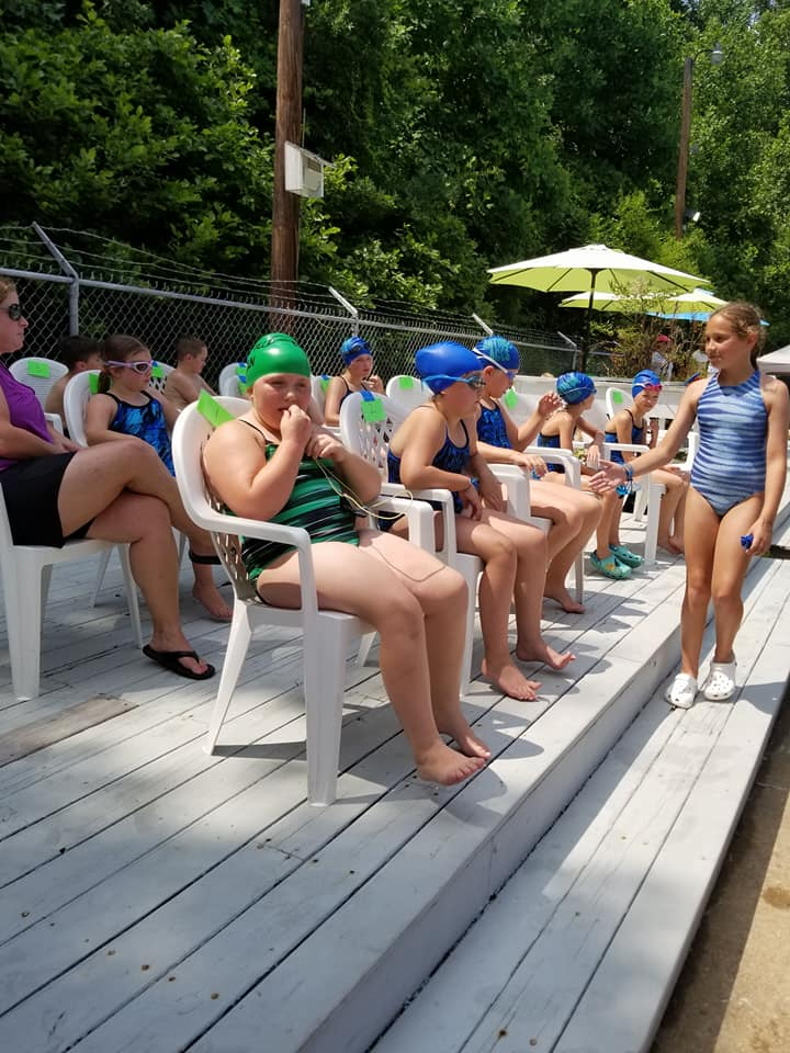 BFG Swim Team 2018 Image2