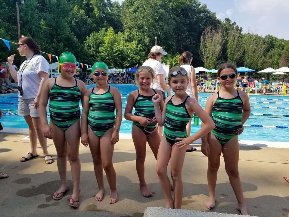BFG Swim Team 2018 Image4