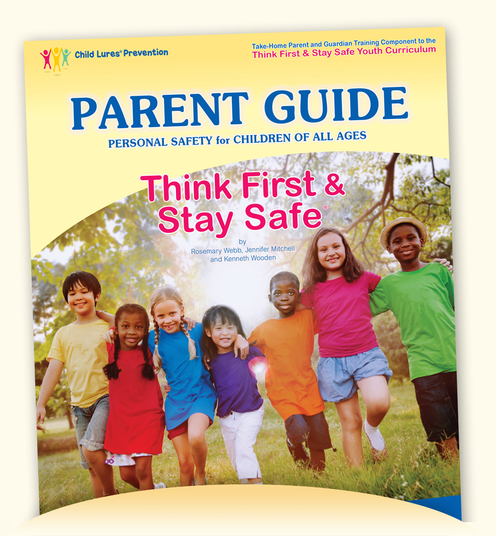 Child Lures Prevention Family Guide
