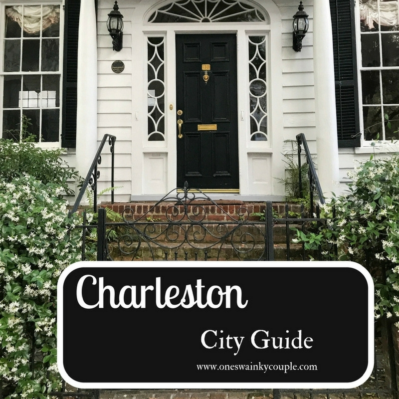A Recap of Our Trip to Charleston