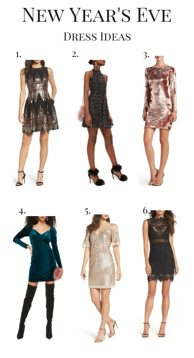 New Year's Eve Dress Ideas