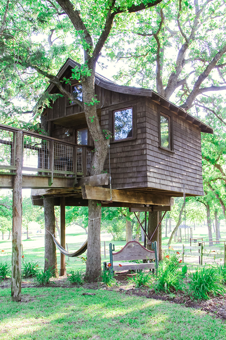 Texas Treehouse Getaway 5