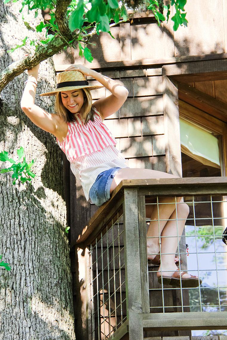 Texas Treehouse Getaway 10