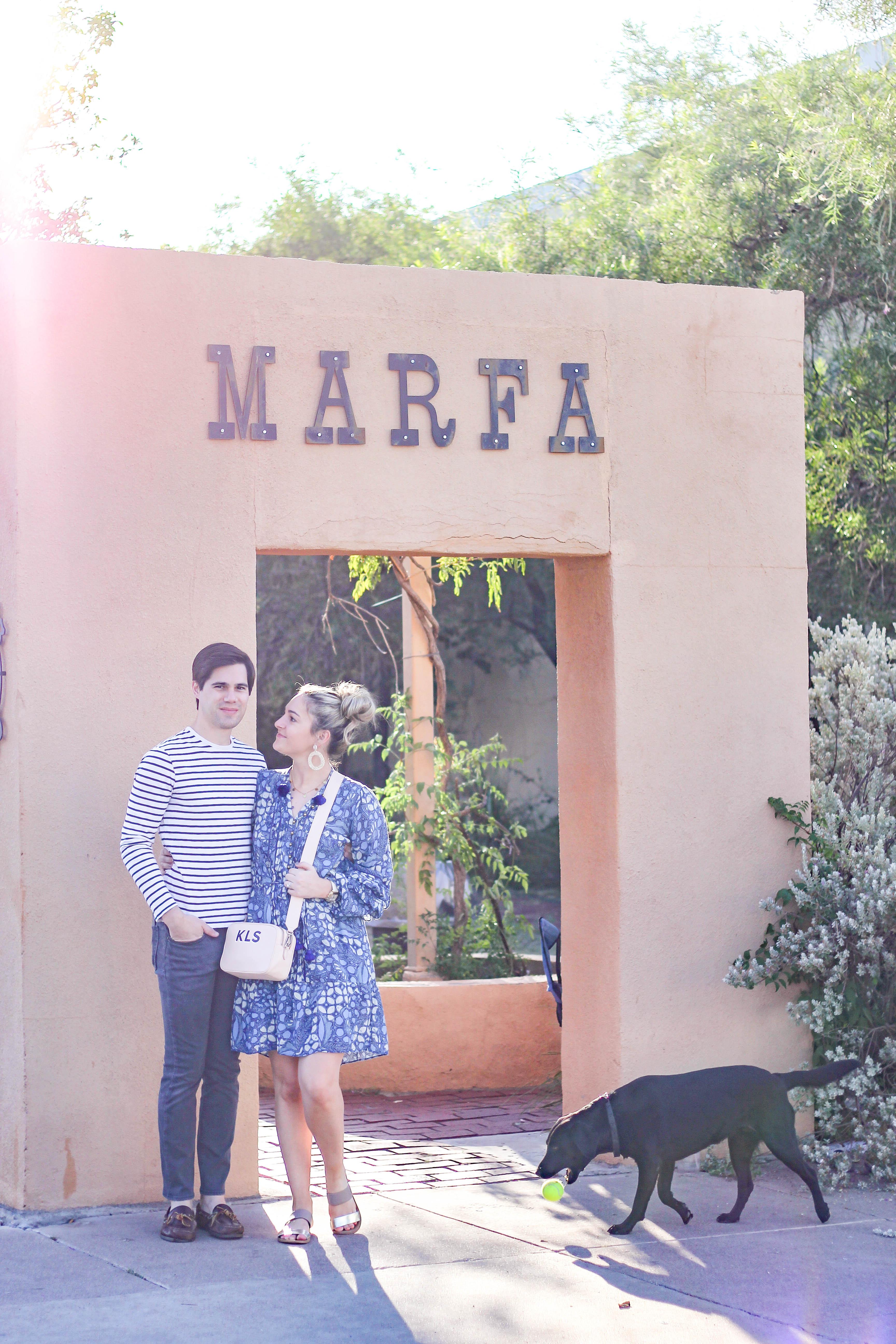 Weekend in Marfa