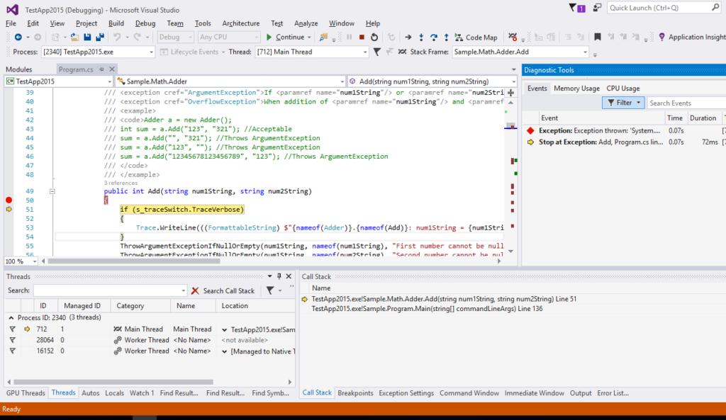 C# .NET developer skills : Master the IDE