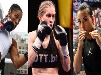 Amanda Serrano, Delfine Persoon, Cecilia Braekhus