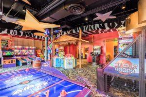 Inferno Arcade at Makutu's Island