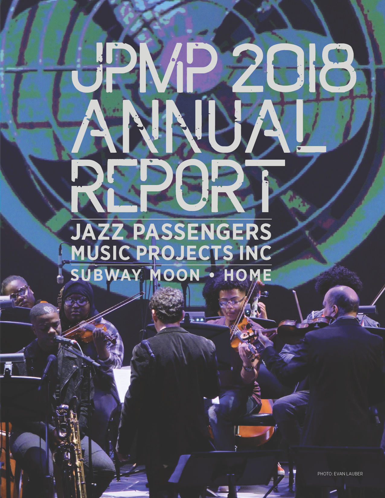 JPMP Annual Report COVER