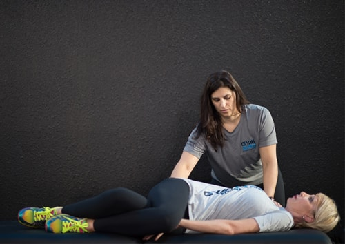 Facilitated / Assisted Stretching