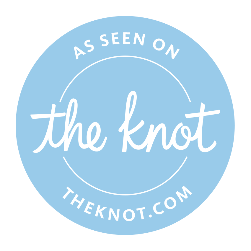Follow Us on The Knot