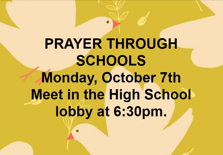 Prayer Though Schools