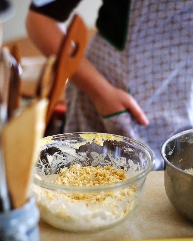 Grandma's Cooking School: Banana Cream Pie