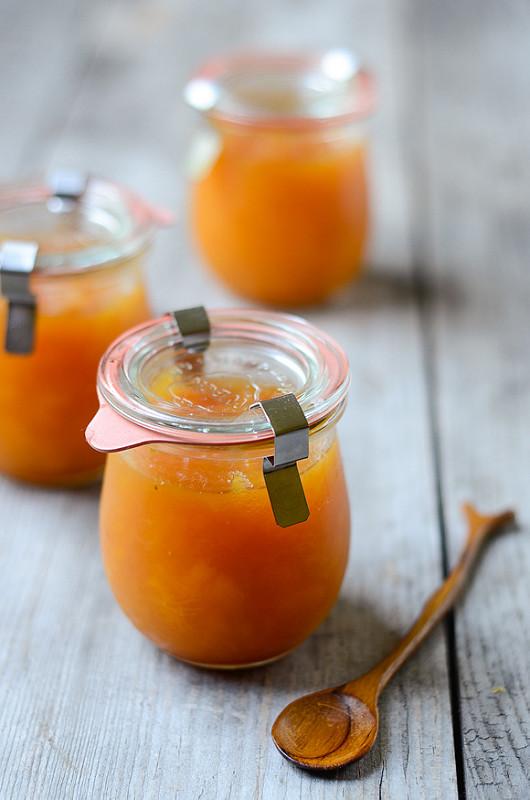 Summer In a Jar   Homemade Peach Jam