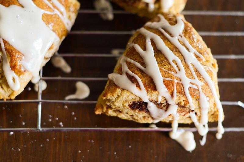 Tasty Kitchen Blog Pumpkin Cinnamon Roll Scones 35.jpg
