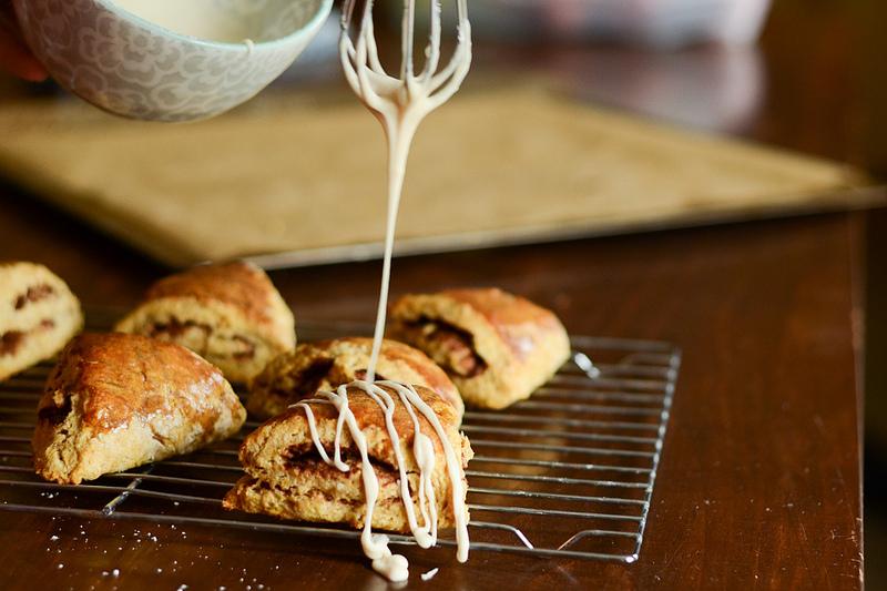 Tasty Kitchen Blog Pumpkin Cinnamon Roll Scones 33.jpg
