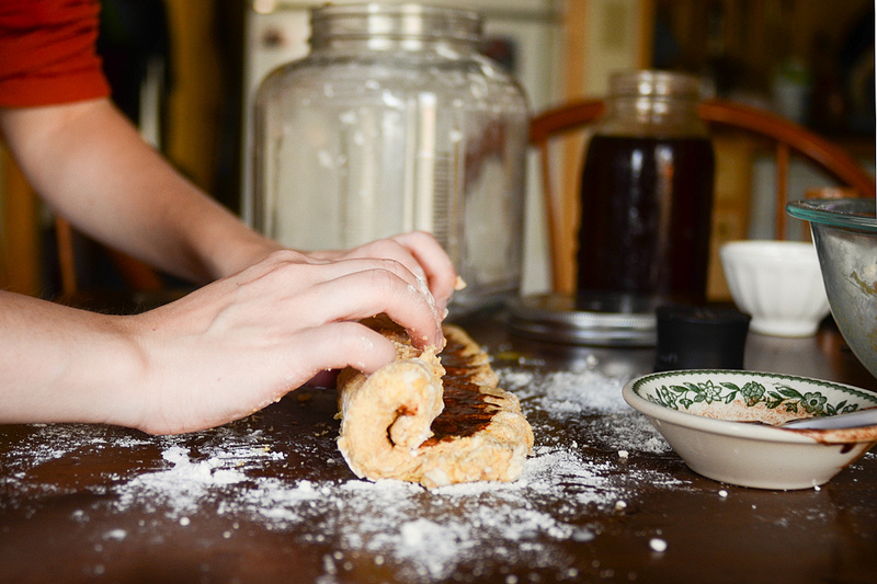 Tasty Kitchen Blog Pumpkin Cinnamon Roll Scones 18.jpg