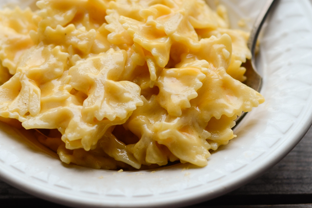 Homemade Macaroni and Cheese | Buttered Side Up