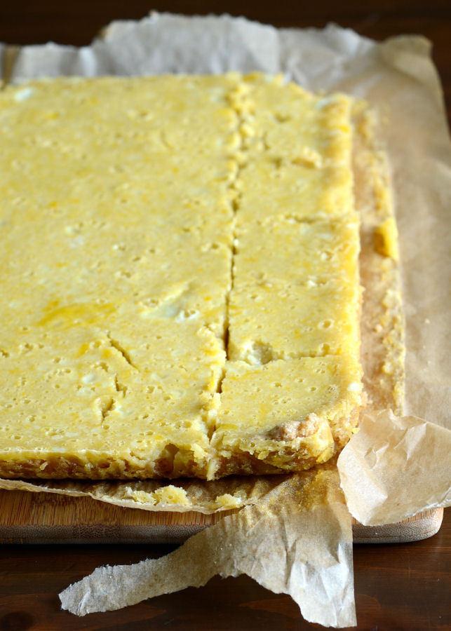 Lemon Bars | Buttered Side Up