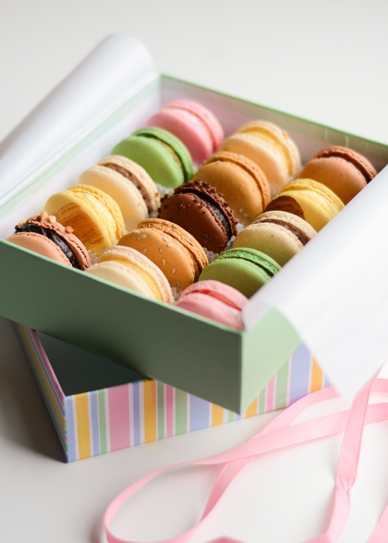 Sucre Macarons Review + Giveaway