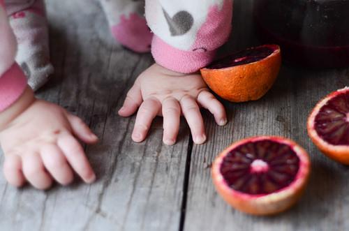 Blood Orange Lemonade | Buttered Side Up